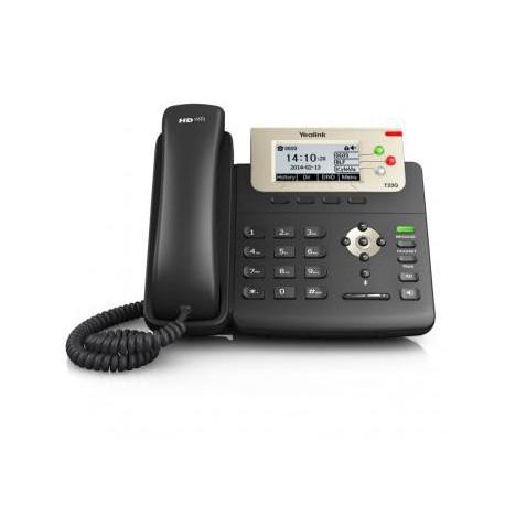 YEALINK SIP-T27G GIGABIT IP PHONE (WITHOUT PSU)