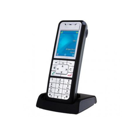 """MITEL 612D V2 DECT PHONE WITH COLOUR 2"""" TFT DISPLAY"""
