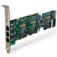 SANGOMA A500BRMDE BASECARD 2 - 24 PORT BRI PCIE + HW EC