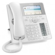 SNOM D785 IP PHONE POE WHITE (WITHOUT PSU)