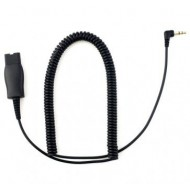 ADDASOUND ADAPTOR CABLE 3.5MM JACK WITH QD DN1016