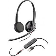PLANTRONICS BLACKWIRE 3220 HEADSET USB DUO NC 209745-101