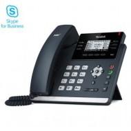 YEALINK SIP-T41S IP PHONE SKYPE FOR BUSINESS (NO PSU) tápegység nélkül