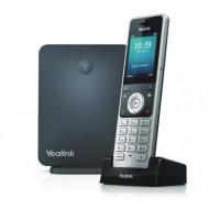 YEALINK SIP-W60P IP DECT TELEFON 1 KÉZIBESZÉLŐVEL