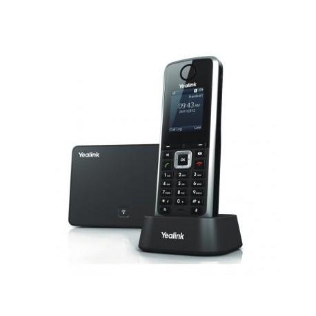 YEALINK SIP-W52P IP DECT PHONE 1 KÉZIBESZÉLŐVEL