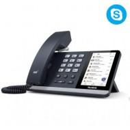 YEALINK SIP-T55AIP PHONES SKYPE FOR BUSINESS tápegység nélkül