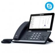 YEALINK SIP-T56AIP PHONES SKYPE FOR BUSINESS tápegység nélkül