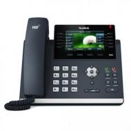 YEALINK SIP-T46S SIP IP PHONE tápegység nélkül