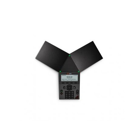 POLY TRIO 8300 IP SIP CONFERENCEPHONE WIFI BLUETOOTH 2200-66800-025