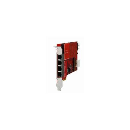 beroNet BF4004S0e berofix PCIe BNBF400 + 1x BNBF4S0 + 1x BN4S0Br